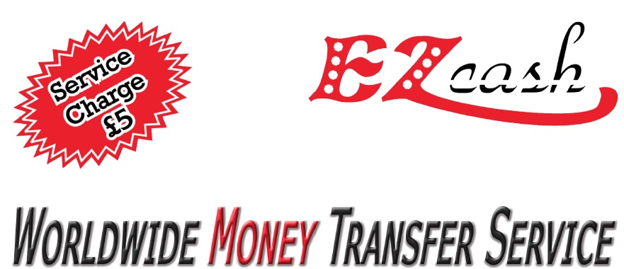 EzCash Worldwide Money Transfer Service